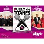 Image for the Tweet beginning: DUELO DE TITANES  No te