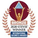 Image for the Tweet beginning: #KonicaMinolta Wins Two Bronze Stevie