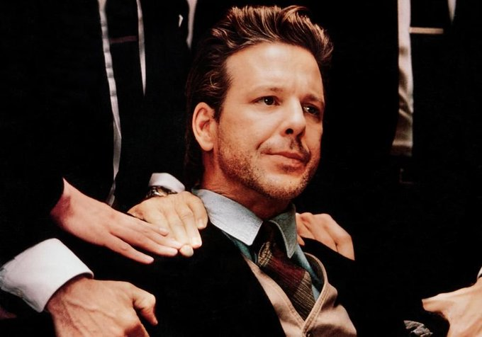 Happy birthday to American actor, screenwriter, and former boxer Mickey Rourke, born September 16, 1952.
