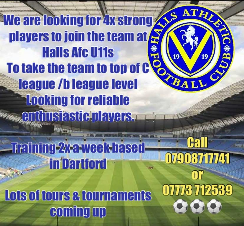 test Twitter Media - Our U11's are looking for new players. Please get in touch if you are interested 🟡🔵🟡🔵 #HAFC https://t.co/TZflD6E5yG
