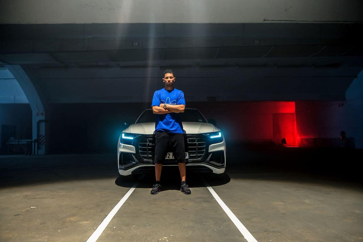 #Lane8: Audi in fast lane with Wayde van Niekerk to inspire South Africans https://t.co/dYkKbpP9Q4 https://t.co/HDNKWxINFi