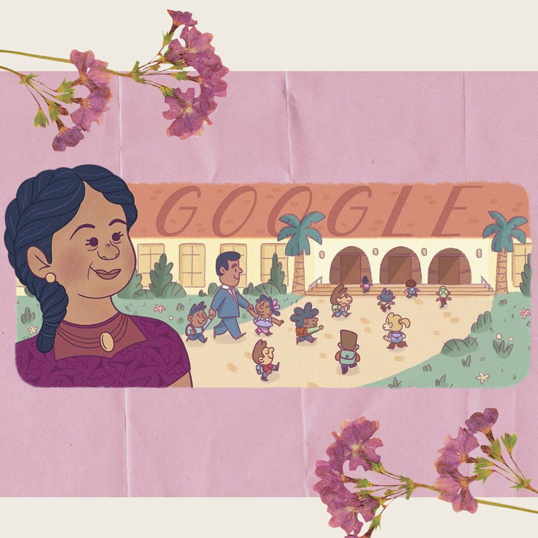 Happy National Hispanic Heritage Month! The Hispanic countries: Costa Rica, El Salvador, Guatemala, Honduras, and Nicaragua declared independence in 1821. Google celebrated Hispanic Heritage Month with a doodle of Felicitas Mendez yesterday! https://t.co/kbO9abLsg7