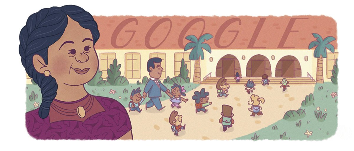 Yesterday, Google celebrated Puerto Rican civil rights activist Felicitas Mendez through a joyful piece of art.   That's taking a stance. It didn't come across as cynical to me (but I'm not in a position to critique the representation.)   Just something to think about. https://t.co/Se8rwjKb20