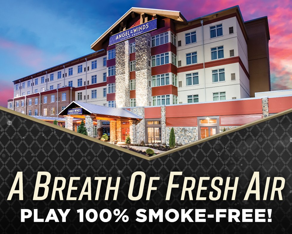 It's a breath of fresh air at Angel Of The Winds Casino Resort! 😮💨 Play you favorite slots and table games 100% smoke-free at Seattle's cleanest casino! Have you Xperienced the difference?! 🚭 https://t.co/dGxhBLIsjd