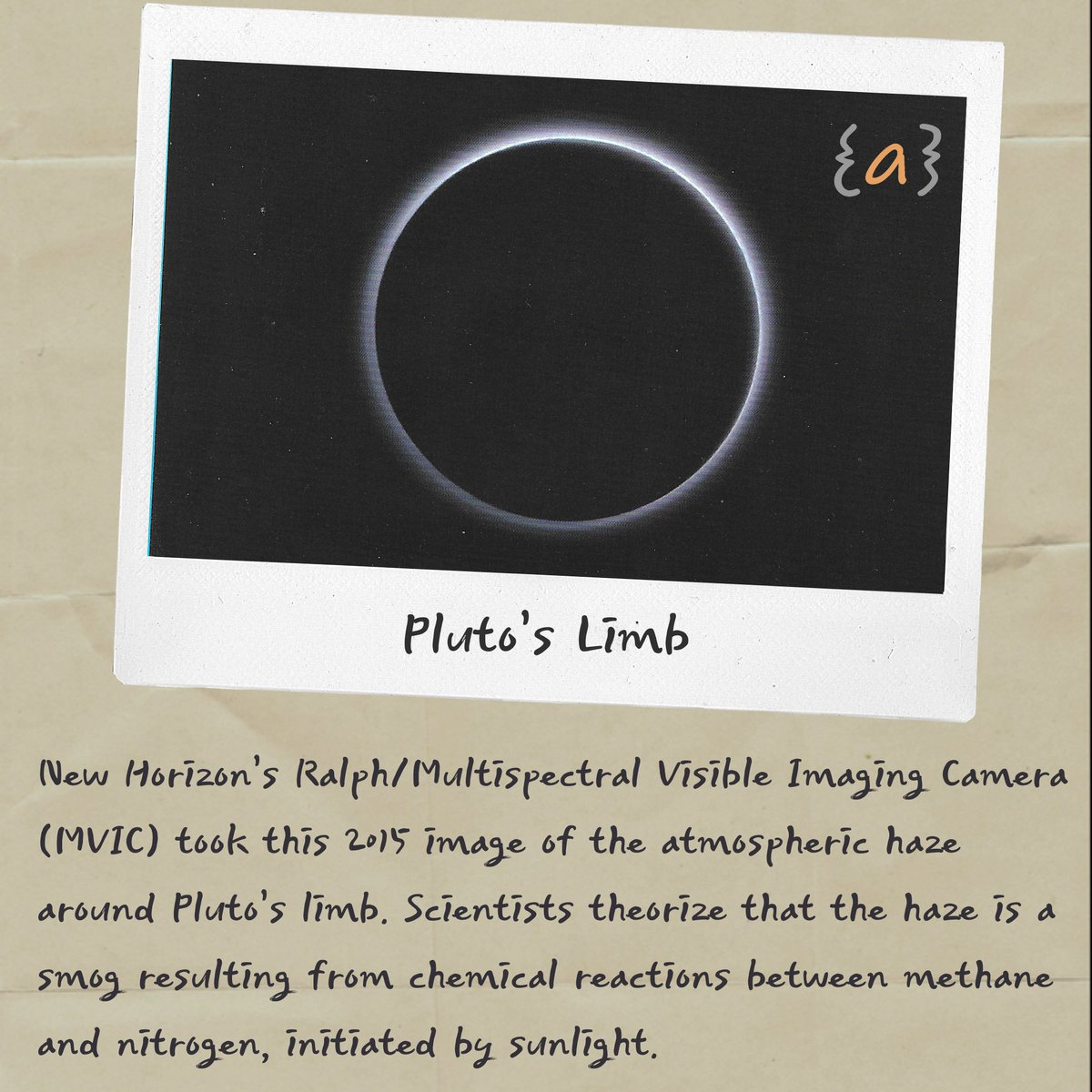 Pluto's Limb #newhorizon #mvic #pluto #methane #nitrogen #sunlight #spacephotos #journalofankit https://t.co/TJDOkJEpca