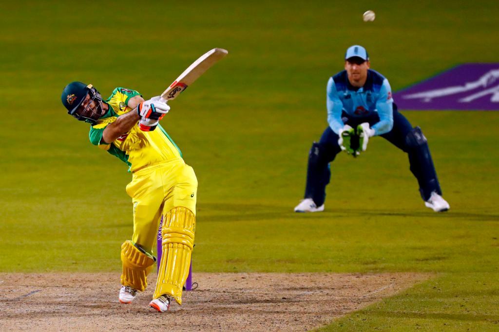 Glenn Maxwell- England vs Australia ODI series
