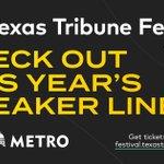 Image for the Tweet beginning: We're proud to support @TexasTribune's