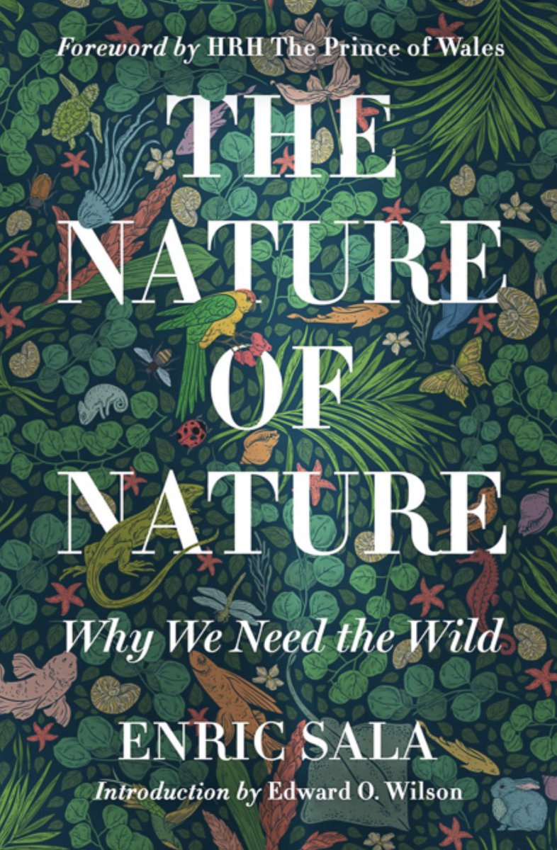 Appealing to our entrepreneurship: If you are looking for a 'can do' approach to find win-win economic solutions provided to us by nature conservation, read this book! @Enric_Sala @wri @NatGeo @WWFnews https://t.co/wdspYBQMBx