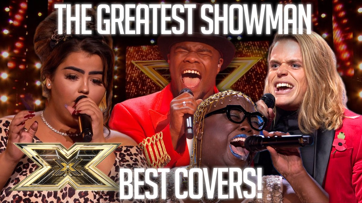 Giving @RealHughJackman and @ZacEfron a run for their money, these #XFactor contestants put on the greatest show, man!🎩✨   Get ready to be blown away with some seriously special performances here: https://t.co/GV2EkhSNlV https://t.co/zfaCD9m4re