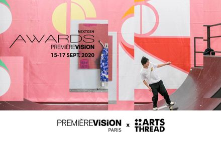 Congratulations to the four winners of the first edition of NEXTGEN AWARDS PREMIÈRE VISION organized in collaboration with ARTS THREAD! Discover the winners  https://t.co/ruO0KfPGYD https://t.co/iC8ARG4qNF