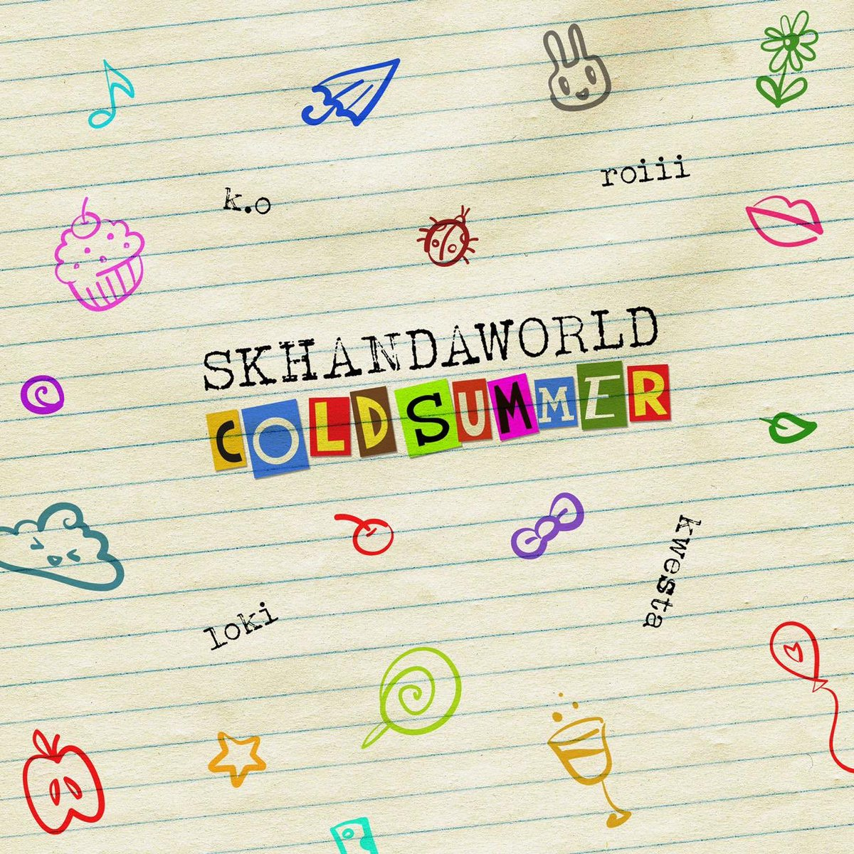 Pre-save #ColdSummer by @Skhandandaworld ft @LokiTunez @1Roiii_ @KwestaDaKAR & me now here https://t.co/tyglMiEYcZ https://t.co/YfwWUI6jSE
