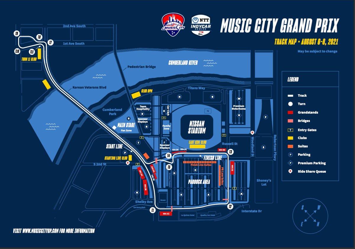 New IndyCar layout at Nashville via multiple outlets #IndyCar https://t.co/t2iFYY4ScE