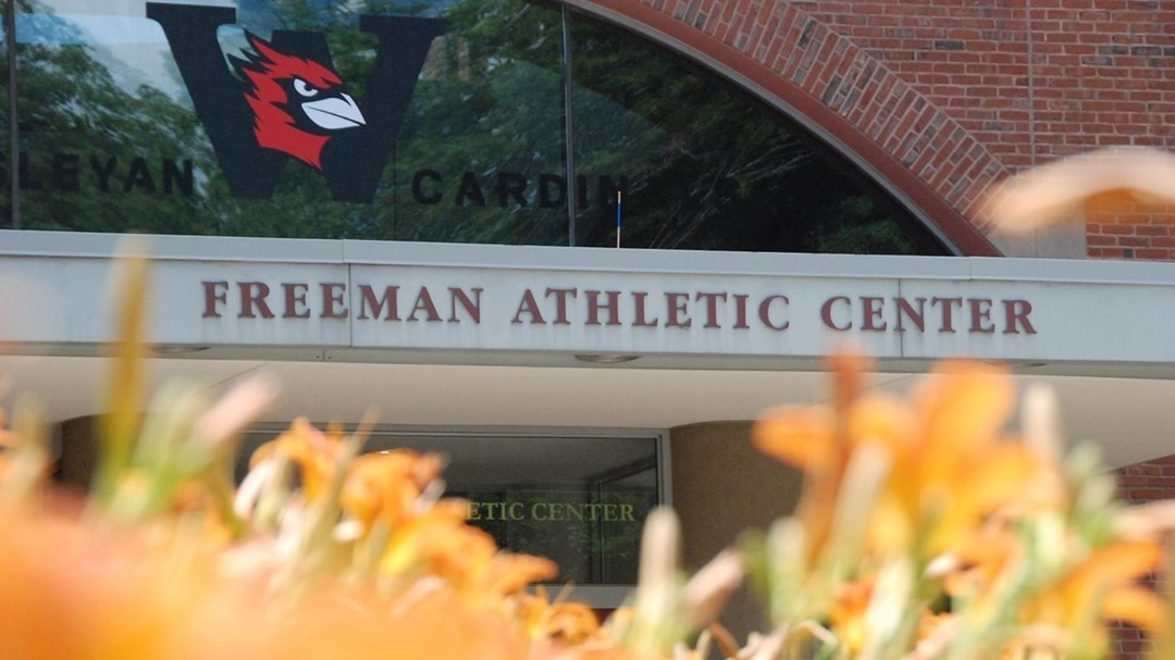 test Twitter Media - As of this week, athletics facilities are open to Wesleyan students on a controlled basis. Capacity is limited and registration is required.   For specifics and to book a session to use the facilities: https://t.co/9RBh8czwuF  Remember to wear masks and stay safe, Cardinals! https://t.co/iYBW0iDvMh