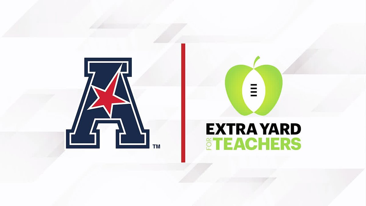 """""""He helped mold me into the man I am today.""""  Find out who was Gerrid Doaks's (@GoBearcatsFB) favorite teacher growing up! 🍏🏈  #ItOnlyTakesOne #ExtraYardWeek @CFPExtraYard https://t.co/VBidEaYjiL"""