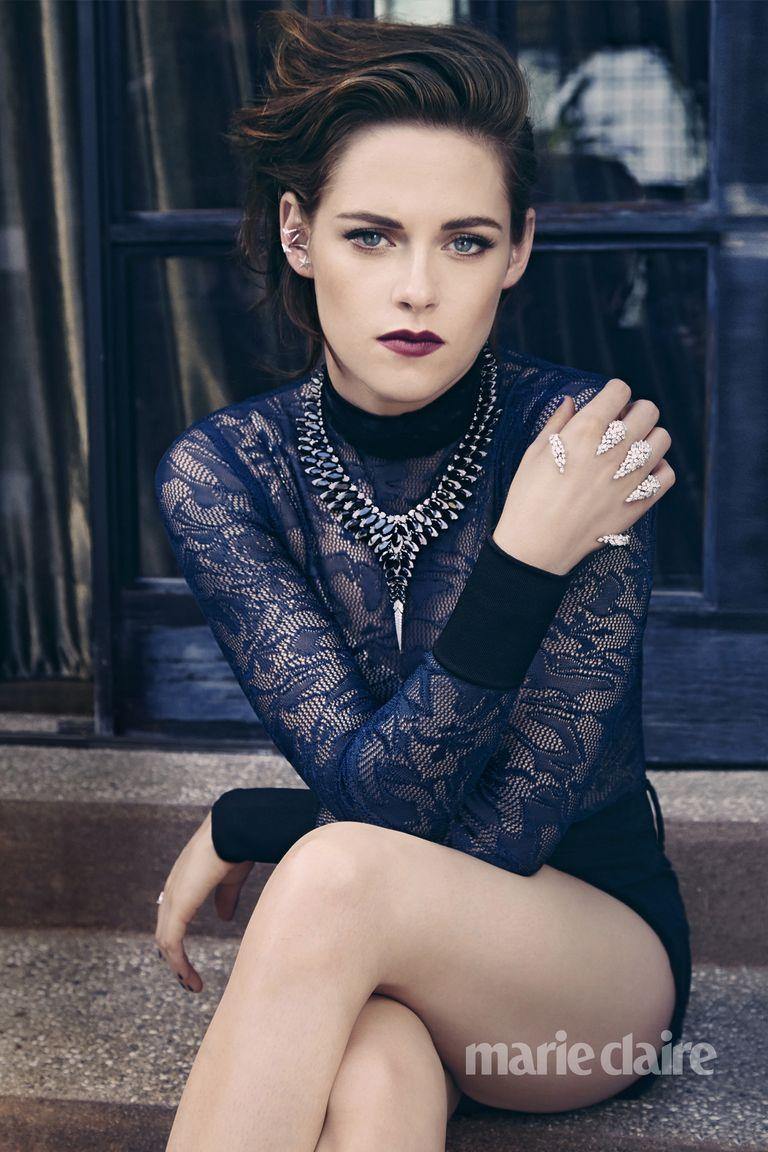 Kristen Stewart by Tesh, Marie Claire (2015) https://t.co/spnH7RmvWx