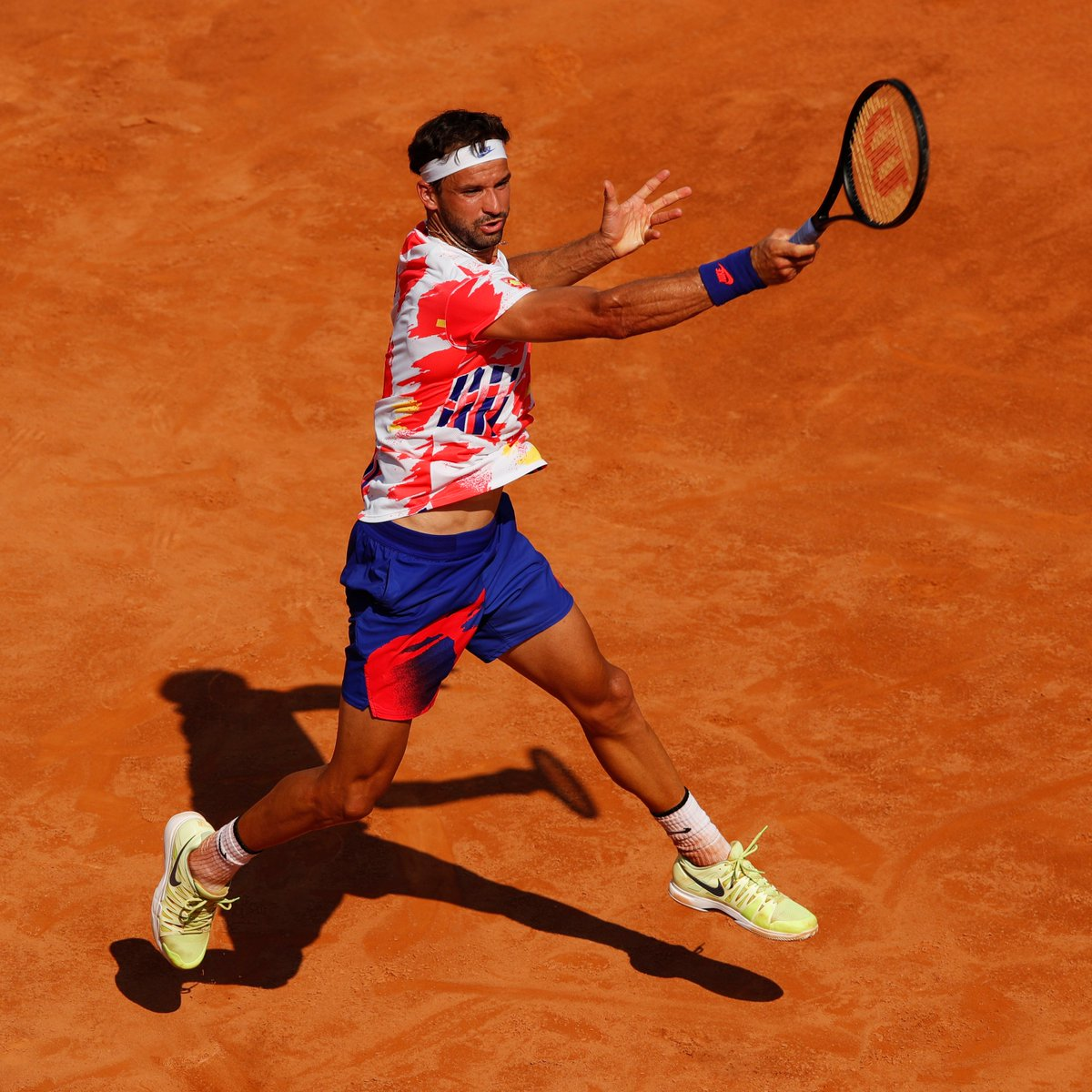 Dimitrov defeats Nishioka 6-1, 6-0 and is into the third round in just under an hour. 💥  Up next for him: Jannik Sinner 👀  #IBI20 https://t.co/NKVm6PM4lH