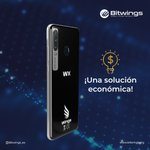 Image for the Tweet beginning: Nuevo MinePhone WX 📱📲 Cambia