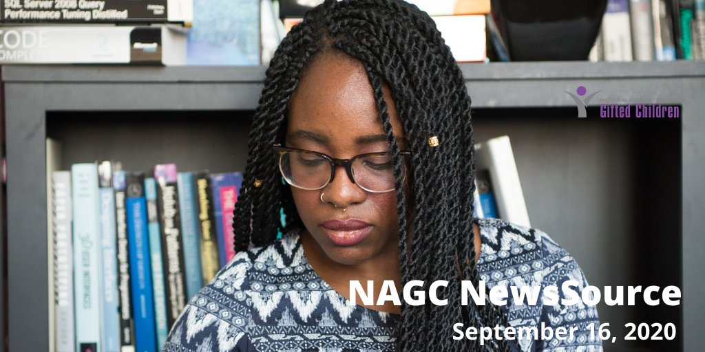 New focus on affective skills, #gifted students in the news, enrollment declines, and more in NAGC's NewsSource  #giftedminds #gtchat https://t.co/mfTFeaRxz3 https://t.co/sTEuZrUShk