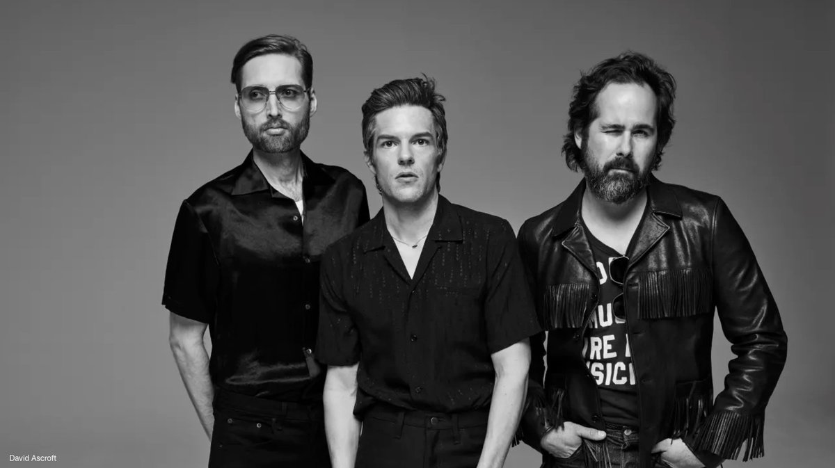 Monday night just got better.  @thekillers are welcoming us to town with a special halftime performance on @ESPN.  More »https://t.co/kR6xh5NNRq https://t.co/d5F9RzGYEZ