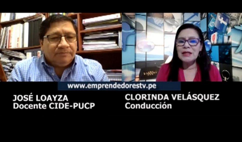 #AtentoEmprendedor📣  Te compartimos la entrevista que le realizó https://t.co/QXs1FCjfiI a José Loayza, docente del CIDE, quien brinda algunos consejos para manejar de forma correcta los ingresos.😄  Mira la entrevista completa 👉https://t.co/g7BqcpM2mB https://t.co/quEC5Va011