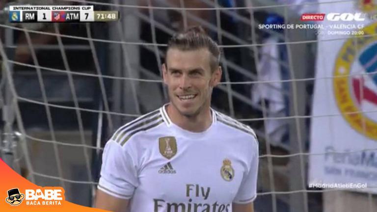 Laga Real Madrid vs Getafe Baru Berjalan 27 Menit, Bale Tinggalkan Valdebebas https://t.co/SQXT7kWGhx https://t.co/Z0C909ezpf