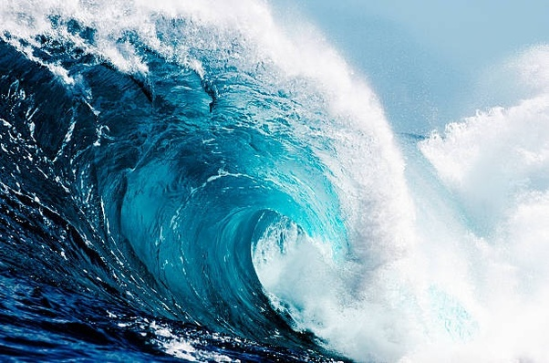Just as a wave is not separate from the ocean we are not separate from God. Everything we see, feel, touch and hear is God.    You don't have to look far to experience the Divine, because you are and always have been a part of the Divine. #Nonduality #Panentheism #SaturdayMorning https://t.co/JQPeJematg