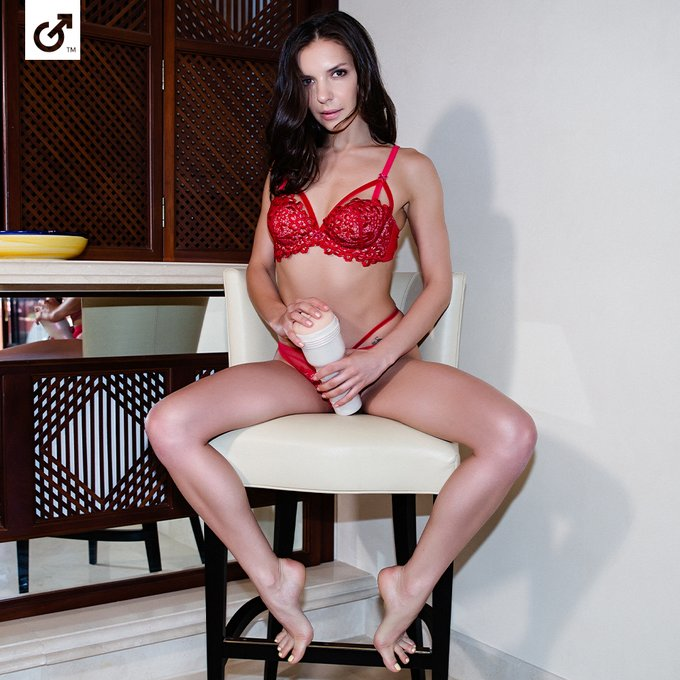 Help us welcome our newest addition to the Fleshlight Girl family, Russian beauty and @FanCentro favorite