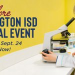 Image for the Tweet beginning: Explore Arlington ISD! Register now