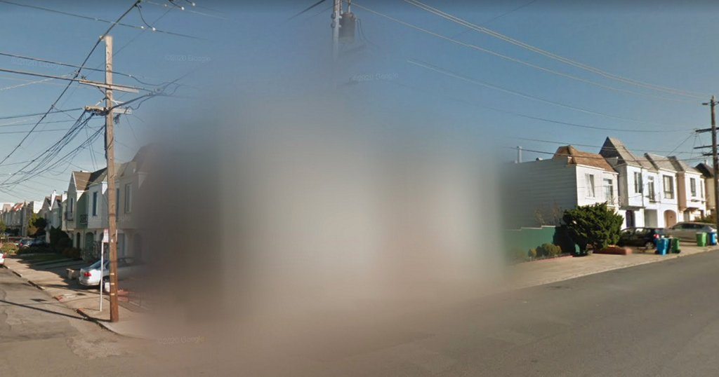 How to blur your house on Google Street View (and why you should)