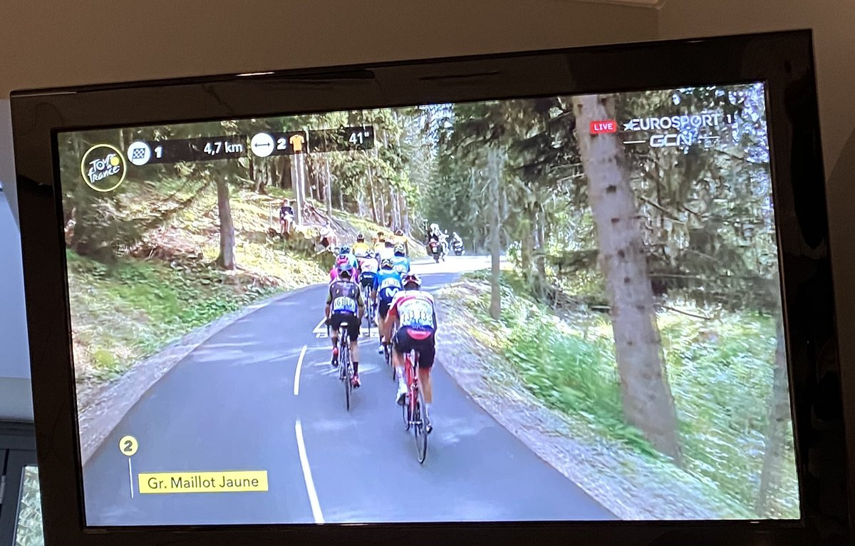 Unbelievable stage today on @LeTour !! #tourdefrance2020 https://t.co/a3Of0F07Ew