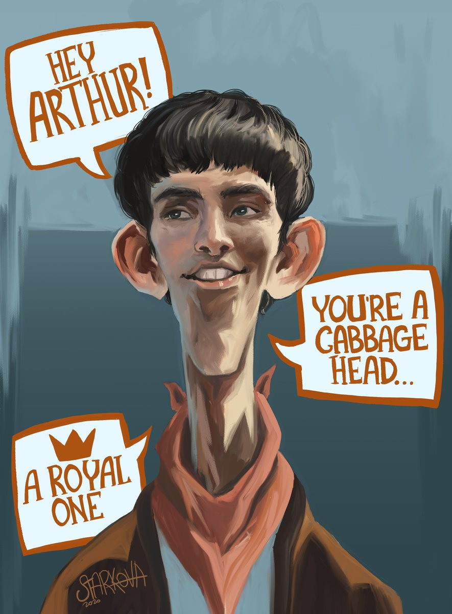 In the land of myth and a time of magic Colin Morgan's face has been giving me life #Merlin https://t.co/UGEibjL3Zg