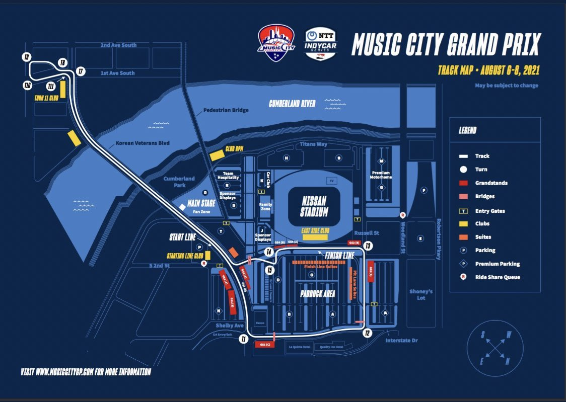 How awesome is this! Can't wait to race in Nashville, and look at that straight, looks like it'll provide some great racing. Thank you @IndyCar and Mr Penske https://t.co/itCpIAagCT
