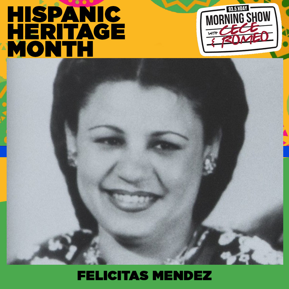 #HispanicHeritageMonth We honor Puerto Rican civil rights pioneer Felicitas Mendez. W/husband Gonzalo, Felicitas helped win Mendez v. Westminster lawsuit resulting in the first US federal court ruling against public school segregation, opening doors of education to all POC! https://t.co/b4M6AIQt20