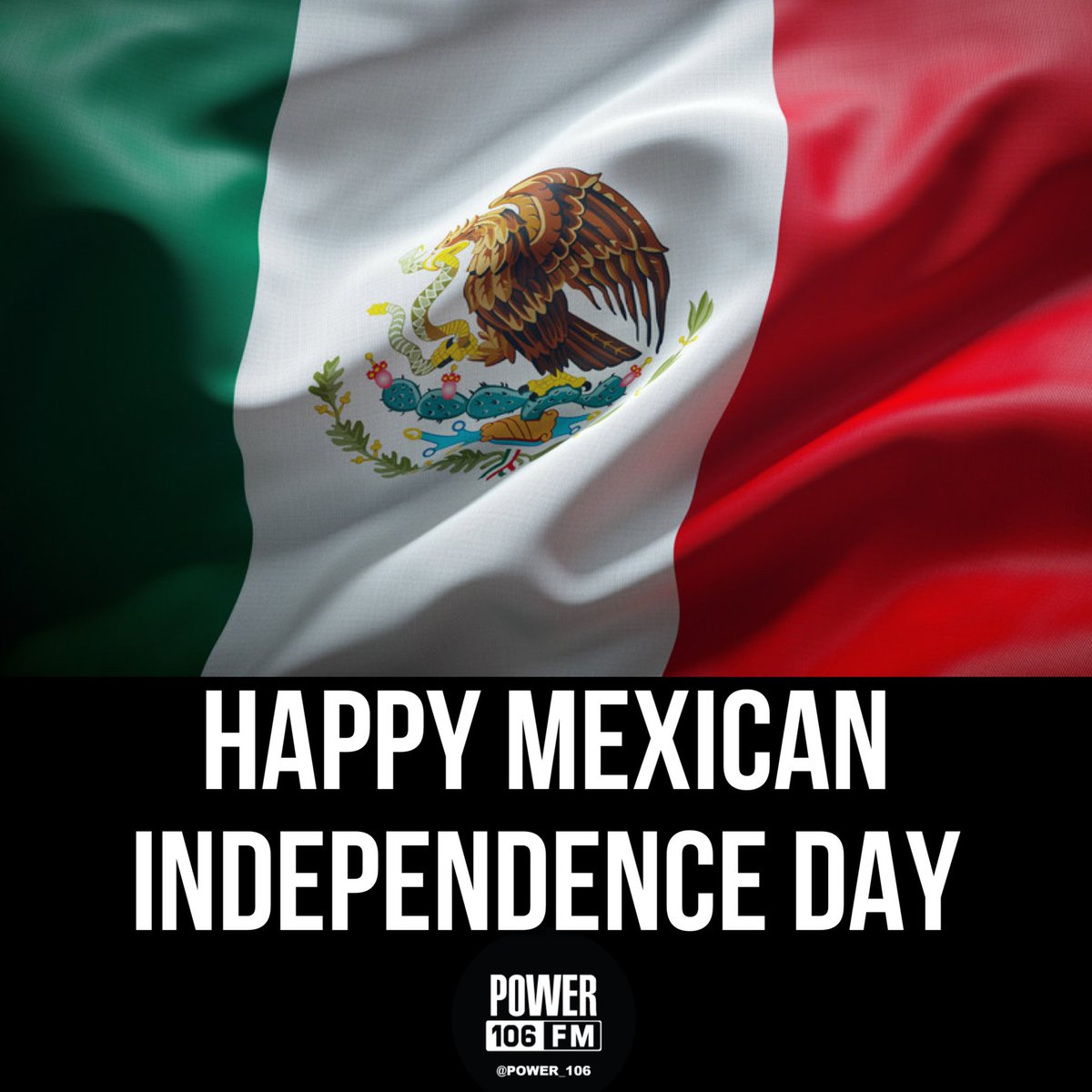 @Power106LA's photo on #MexicanIndependenceDay
