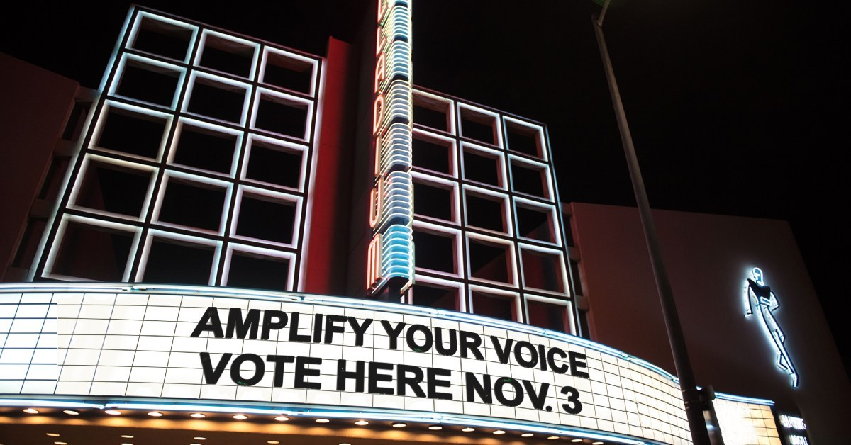 More Than A Vote — an initiative started by a group of athletes led by LeBron James —has partnered with Live Nation to convert venues into voting sites.  Large capacity performance venues will provide voters the ability to safely cast ballots in person in their communities. https://t.co/NL4OOidY6z