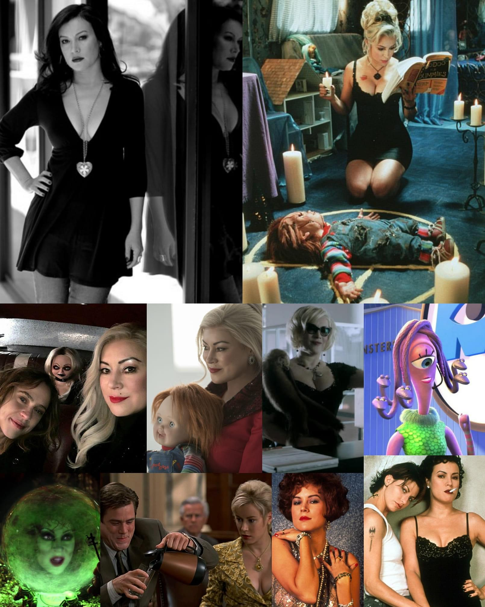 A very happy 62nd birthday to the sublime Jennifer Tilly