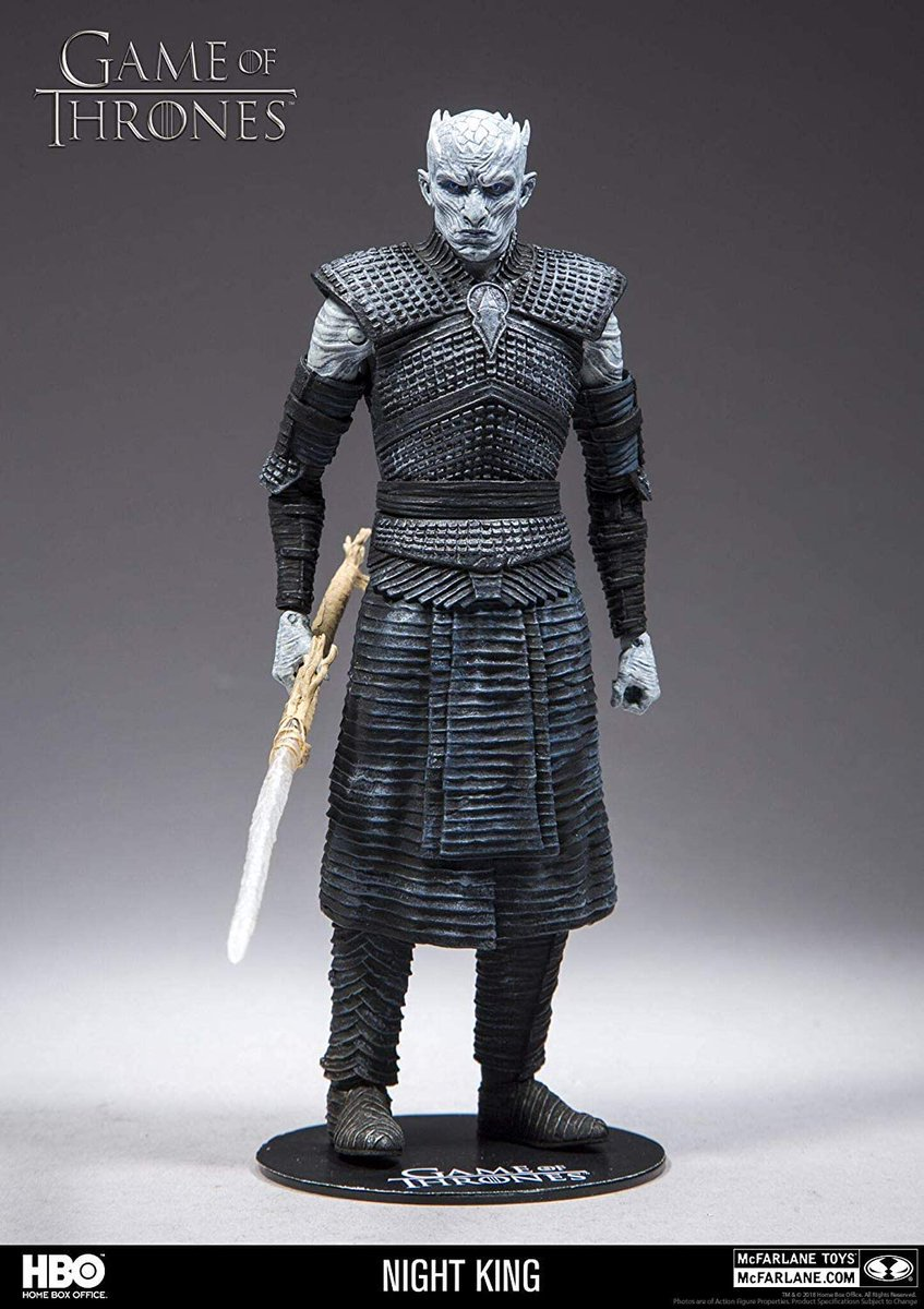 Price Drop!!  Game of Thrones Night King Action Figure   Now as low as $5  https://t.co/csvPMZXFwi  #ad #got #nightking https://t.co/NhzReA0gOW
