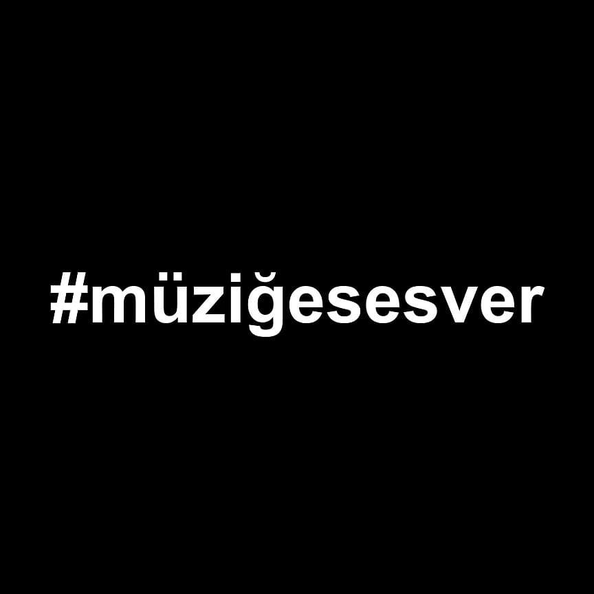 Müziğin birleştirici gücünü ve bir arada olmanın önemini hatırlatarak müzik sektörü emekçilerinin yanındayız. #müziğesesver https://t.co/BllpJwU3g3