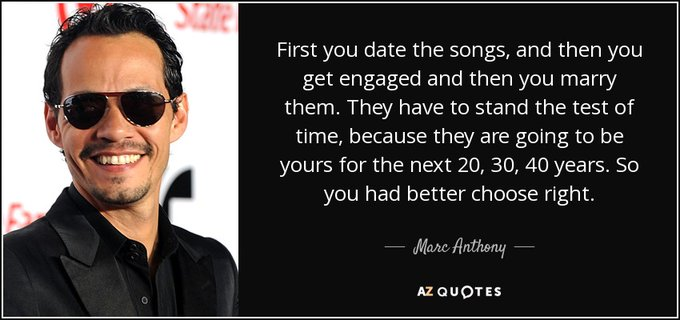 Happy 52nd Birthday to Marc Anthony [Marco Antonio Muñiz], who was born on this day in 1968 in New York City.