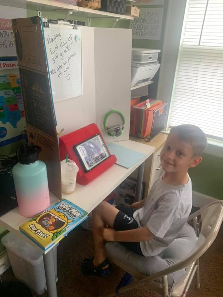 test Twitter Media - Our remote learners are happy to be logging into their classrooms and still being a part of their school community! @Diobpt @BptSup #remotelearning @edmentum #weFACEittogether #WednesdayMotivation https://t.co/KJUp9AjvU0