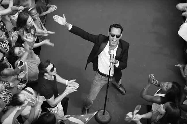 Happy Birthday Marc Anthony! Vote for Your Favorite Song -