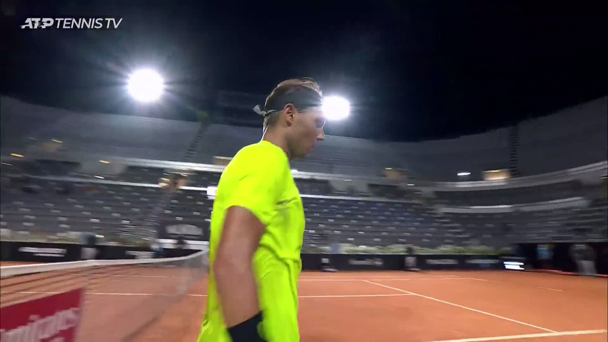 Picking up where he left off 💪  @RafaelNadal makes swift work of Carreño-Busta in his first match in 7 months!  #IBI20 https://t.co/w1B3QaVgcm