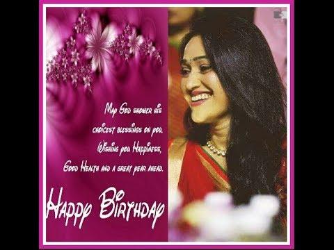 Happy birthday to Disha vakani maam