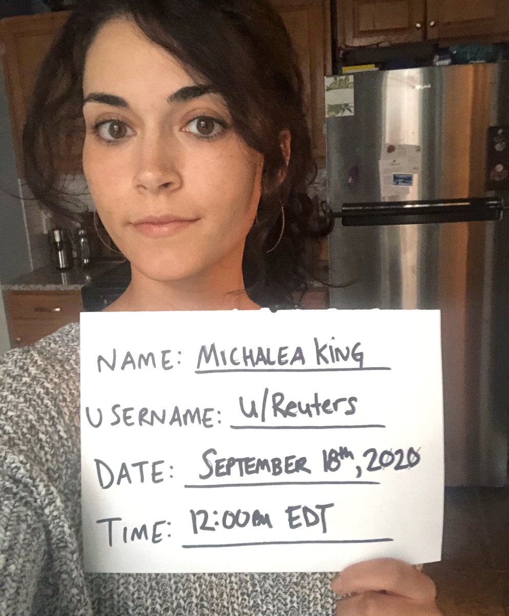 Thanks so much for joining our #AskReuters chat! Please join us for an AMA (Ask Me Anything) on @Reddit this Friday with glaciologist @Michalea_King and @Reuters journalist @CassLGarrison https://t.co/JlbycMtmqD