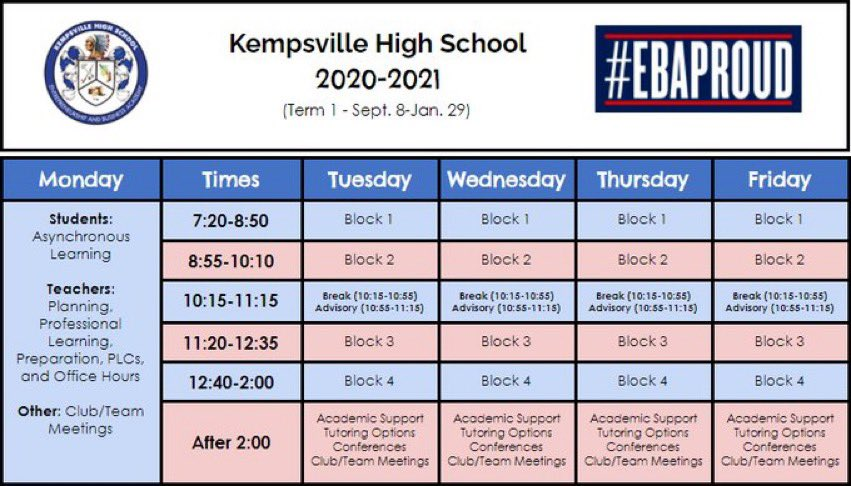 🚨⏰NEW class times starting Tuesday, Chiefs! ⏰🚨 Get plenty of rest this weekend! ❤️💙