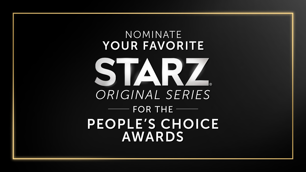 It's #PCAs time. Which #STARZ original are you nominating this year? https://t.co/Ip1lPYMyZy https://t.co/SrB5tB9AC0