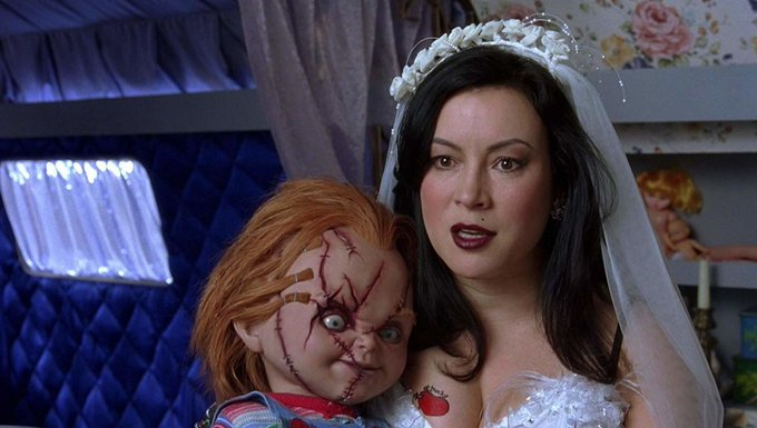 Happy birthday to one Jennifer Tilly.  May she continue to entertain for many years to come.