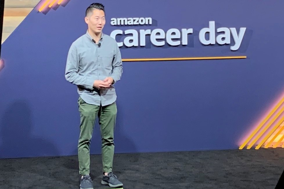 Couldn't make it to an Amazon Career Day session? Explore the Content Hub for replays from the event, as well as videos, blogs, and articles to help you navigate the current job market. https://t.co/x7ozLUrZXZ https://t.co/Gvyycl36Hc
