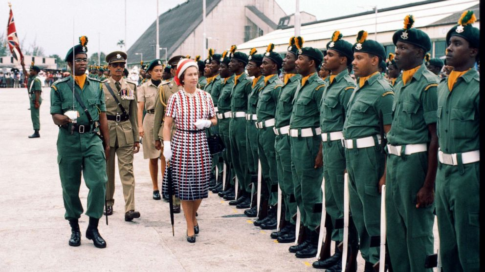 barbados-to-remove-queen-elizabeth-ii-as-head-of-state-become-a-republic Photo