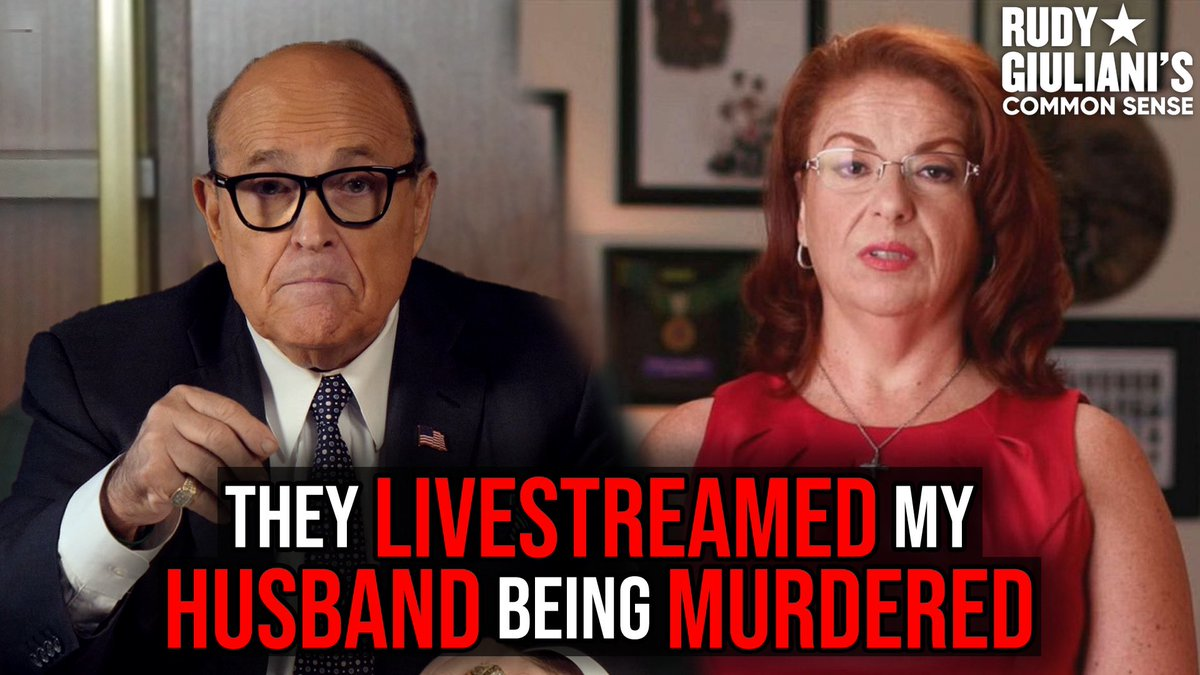 MURDERED on a livestream by looters! I traveled to St. Louis to sit down with Ann Dorn, wife of slain St. Louis police Capt. David Dorn. Ann describes in detail the events which lead up to her husbands cold-blooded murder. My Interview here: youtu.be/81KPdsgci1A